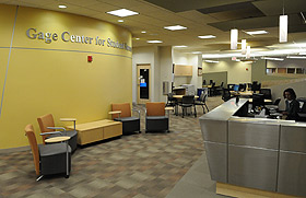 Picture of Gage Center